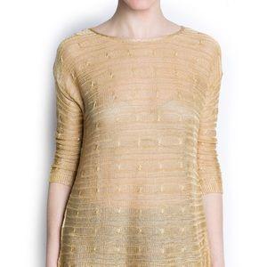 Soft Light Weight Summer Sweater Mango Brand New